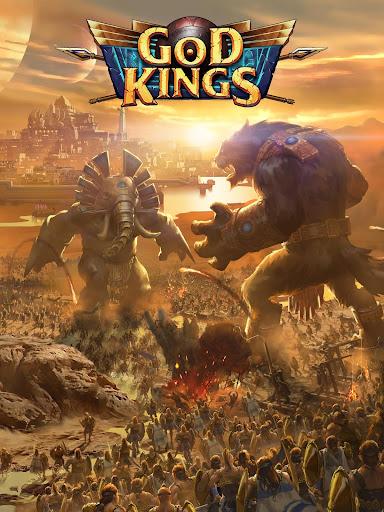 God Kings  άμαξα προς μίσθωση screenshots 1