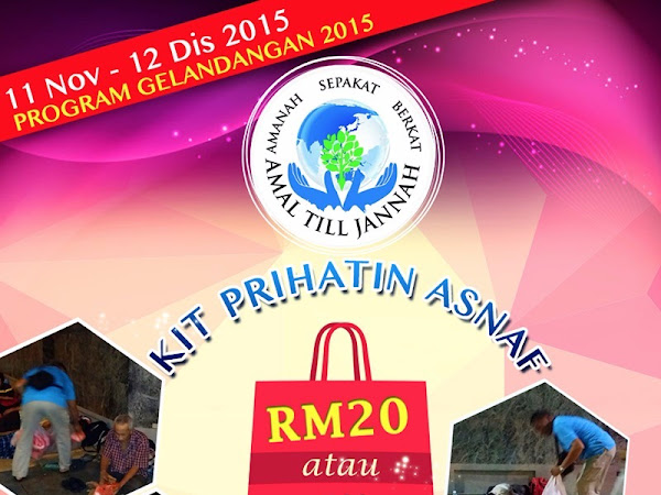 Program Kit Prihatin Asnaf 2015