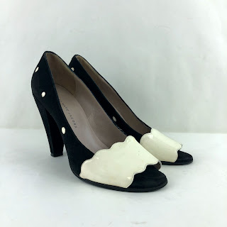 Marc by Marc Jacobs Peep Toe Pumps
