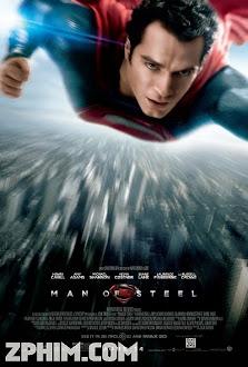 Người Đàn Ông Thép - Man of Steel (2013) Poster