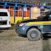 PRF localiza veículo roubado e abandonado na BR 324 em Simões Filho