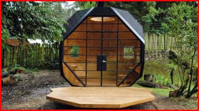 rumah unik, 5 Rumah Unik Berbentuk Telur Yang Ada Di Dunia