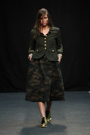 Looks Estampado Camuflaje.