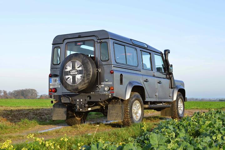 Présentation Weekmobile LR3