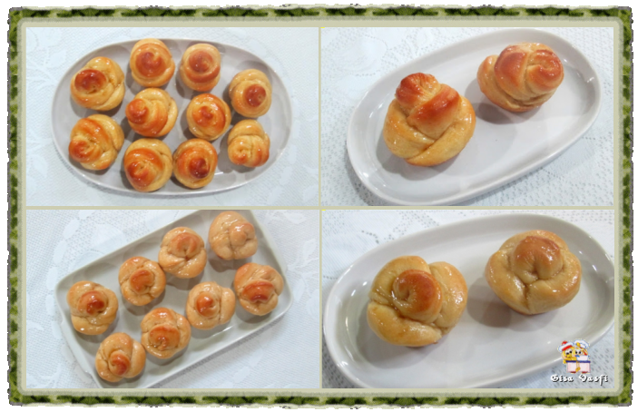 Pão licoroso de laranja 6