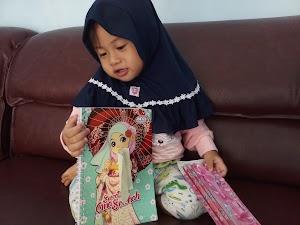 Senangnya Dapat Hadiah Dari Cik Anies Blogger Malaysia