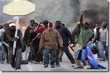 In Italia cresce paura per immigrati