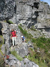 Photo: Continue traversing from Silverstream to Ledges