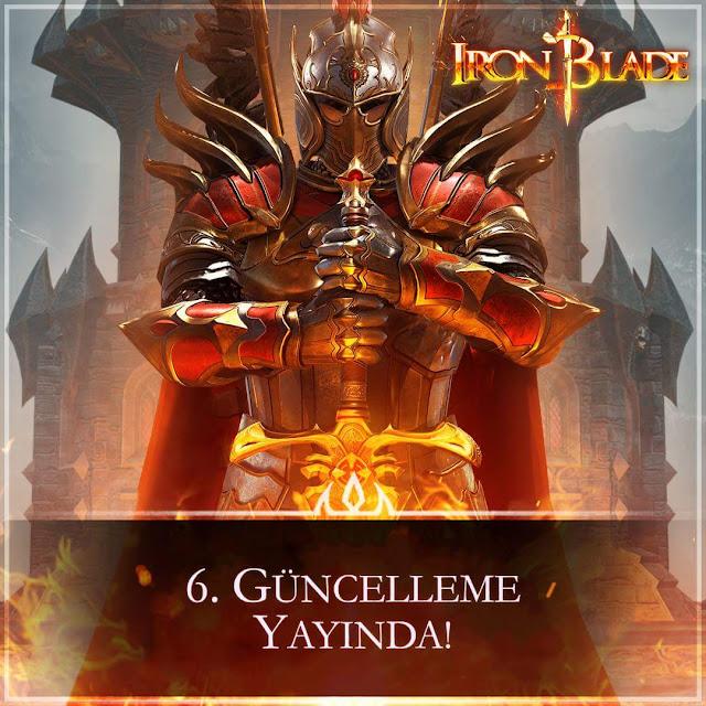 Iron Blade: Monster Hunter 6. Güncelleme Yayınlandı