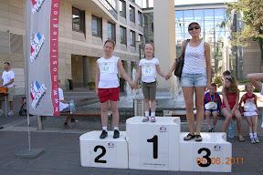 III Legionowska Dycha - Biegi dzieciece