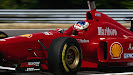 Michael Schumacher (DE), Scuderia Ferrari F310 (1996) Hungary.