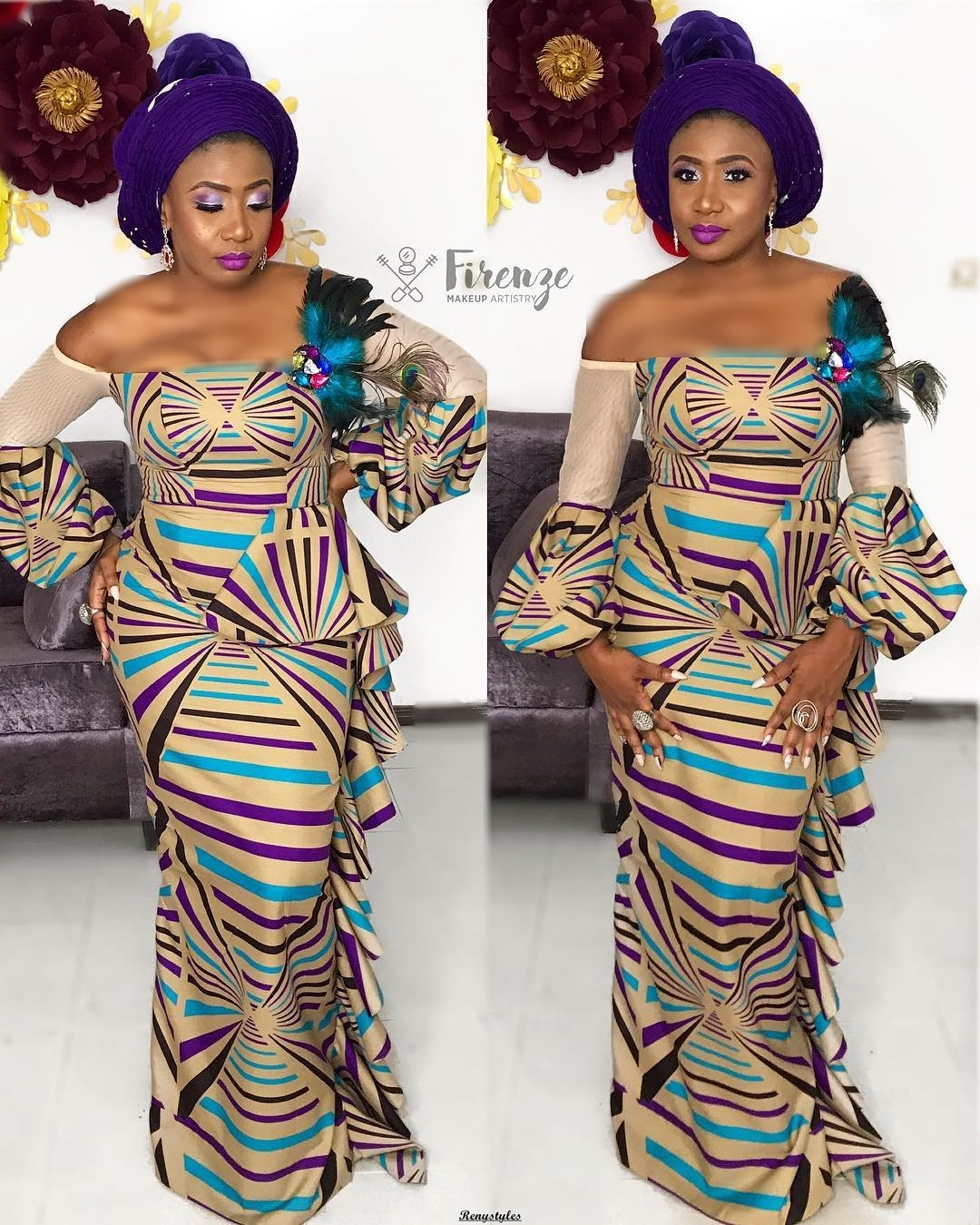 Perfect, Amazing and Hot Aso Ebi Styles