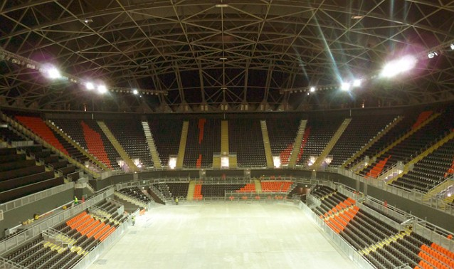 Olympic arena, London