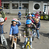 K1B fietsen
