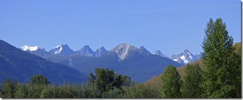 Seven Sisters Peaks of the Hazelton Mountains