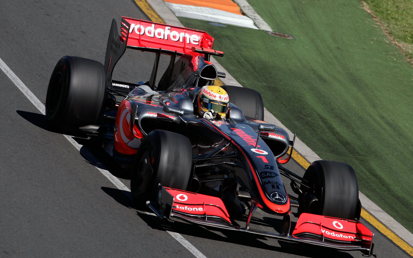 HD Wallpapers 2009 Formula 1 Grand Prix of Australia