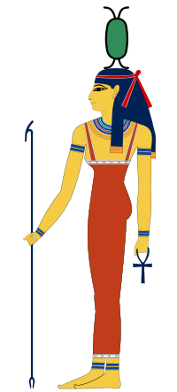 Neith, Gods And Goddesses 6