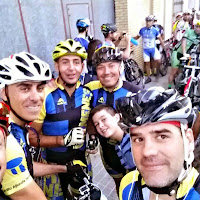 XIV Ruta Btt Gran Premio Villa de Paterna Campeonato de España de Maratón Btt 5-10-2014