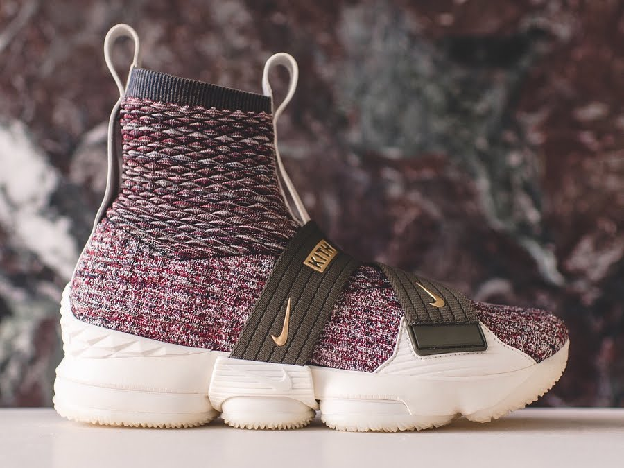 finest selection 0cbd2 fda22 ... Kith X Nike LeBron 15 Birthday Collection Release Date ...