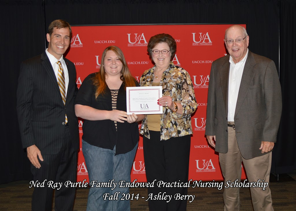 Scholarship Awards Ceremony Fall 2014 - Ashley%2BBerry.jpg
