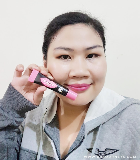 [Review] Wangskin Lip Tattoo #Pink