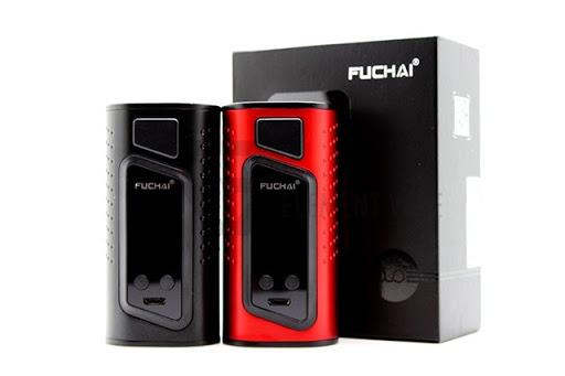 sigelei fuchai duo 3 175w tc box mod thumb%255B2%255D - バッテリー3本・2本切り替え可能なスマートでゴツい変態MOD。Sigelei Fuchai Duo-3 175W(シグレイ・フューチャイデュオスリー175W)がかなりヤバイ