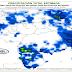 Jueves de cielo nublado y lluvias dispersas (+Pronóstico Inameh)