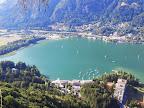 toller Blick zum Ossiacher See