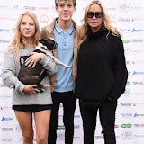 OIC - ENTSIMAGES.COM - Anais Gallagher, Reece Bibby and Meg Matthews at the  PupAid Puppy Farm Awareness Day 2015 London 5th September 2015 Photo Mobis Photos/OIC 0203 174 1069