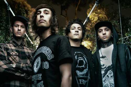 Pierce The Veil I'm Low On Gas And You Need A Jacket