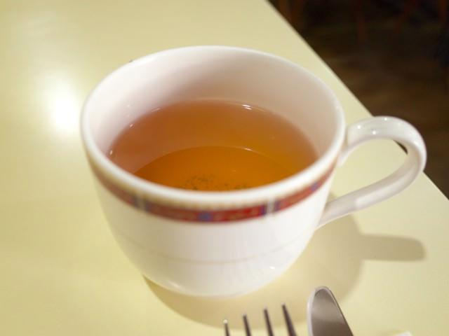 カップに入れられたスープ