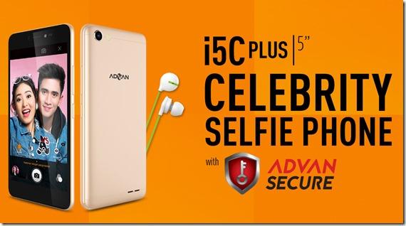 Harga dan Spesifikasi Advan i5C Plus Berkamera Selfie 8MP