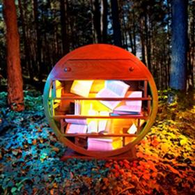 'Intervención en el paisaje' fotografía surrealista y reflexiva en Chamberí