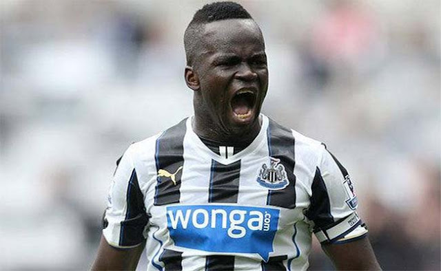 BREAKING NEWS: Former Newcastle Star Tiote Dies After Collapsing In Training