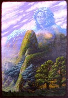 Goddess Asase Yaa Image
