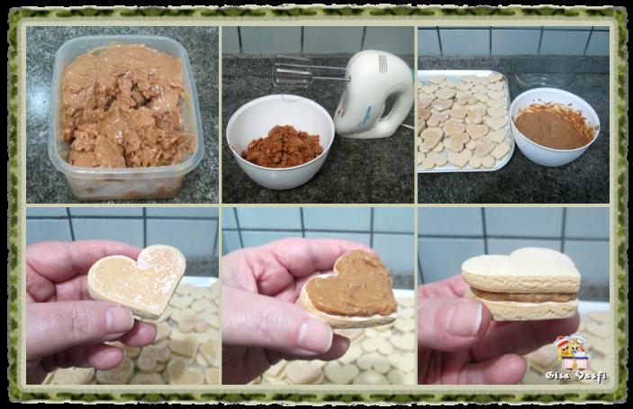 Biscoitos bem-casados com massa de doce de leite 4