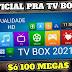 BAIXAR APLICATIVO de TV online para celulares ANDROID e TV BOX • Canais em HD