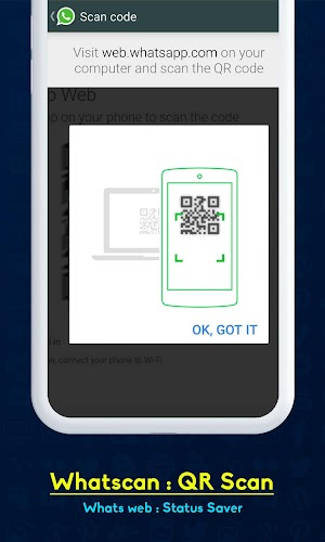 Download Whatscan QR Scan APK latest version App by New