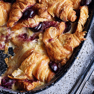 Cherry Croissant Dessert Recipes