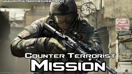 Counter Terrorist Mission Imagem do Jogo