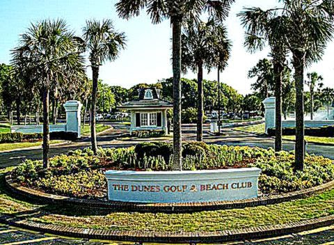 The Dunes Club  Myrtle Beach Real Estate