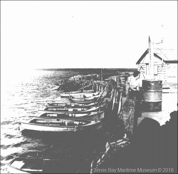 Huski Wharf G Gibson's Hire boats
