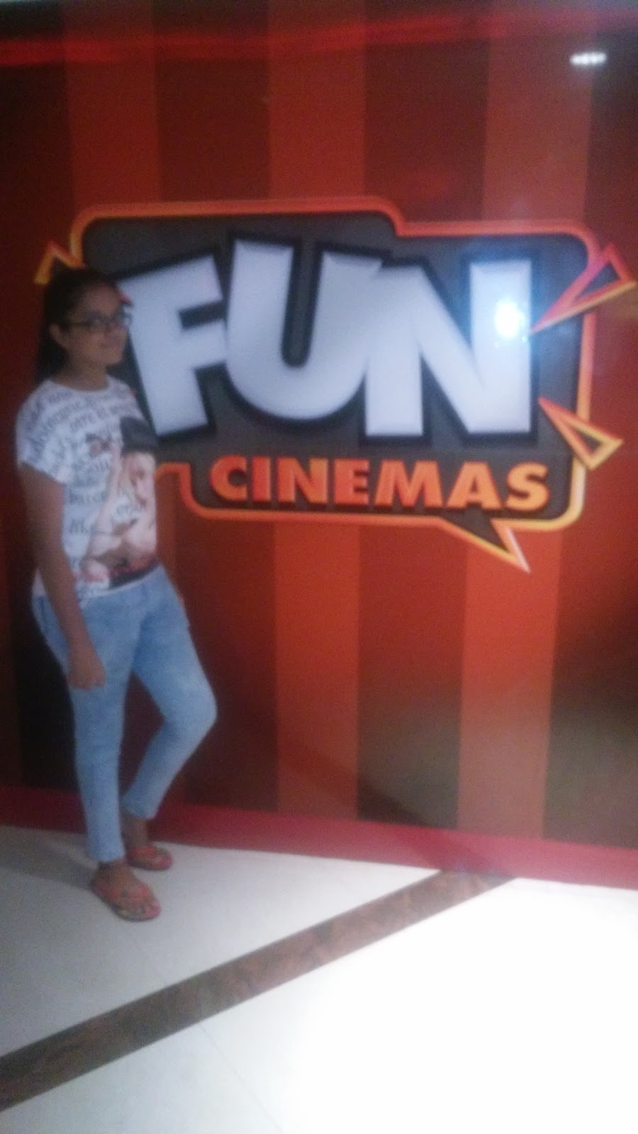 Fun Cinemas (World Square Mall)