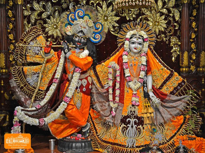 ISKCON Hare Krishna mandir Ahmedabad 11 Jan 2017 (1)