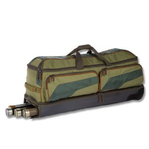 Fishpond Trailhead Rolling Fly Rod Gear Bag Fishing