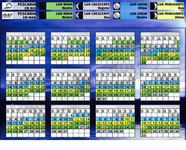 Calendario De Pesca.Asociacion Neoespartana De Pesca Deportiva Calendario De Pesca 2017