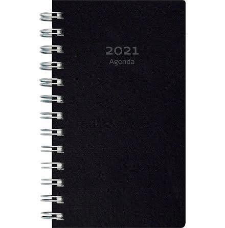 Agenda Eco Line       svart