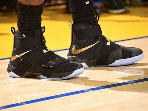 Breaking Down Every Shoe Worn by The King in 2016 NBA Finals