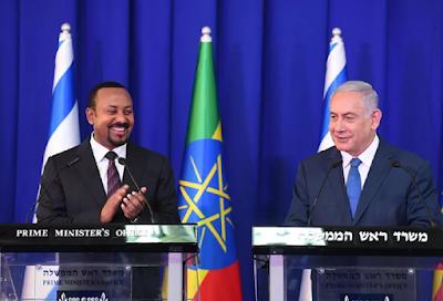 Netanyahu: Israel fará transporte aéreo de 2.000 judeus etíopes