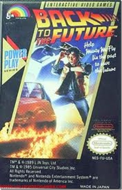 Back to the future (Nes Cover)